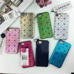 Wholesale Korea Wholesalers Phones - Korea Style Cell Phone for iphone 7 6s 6 Designer Smooth Mobile Phone Covers with Multi Colors