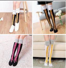 Wholesale Chicken Socks - creative socks with chicken print toe Trendy Women fashion Thigh High Sale Chicken Toe Feet Ladies Creative Socks stockings Mens Thin