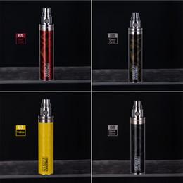 Wholesale Ego Battery B Series - EGO II 2 Battery 2200mAh Electronic Cigarette GS EGO II 2200mah B Series Battery Lumia Edition 510 Thread E Cigarette New Design
