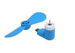Mini Cool Micro USB Ventilateur Téléphone Mobile USB Gadget Ventilateurs Testeur Pour type-c i5 Samsung s7 edge s8 plus livraison gratuite ? partir de fabricateur