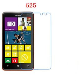 Wholesale Screen Protector For Lumia 625 - For Nokia Lumia 625 625H phone film 9H Tempered Glass Phone Protective touch screen protector Free shipping