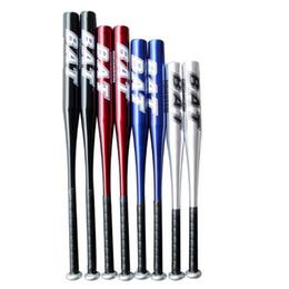 2019 football première ligue Batte de baseball en alliage d'aluminium, noir 30, 32 pouces de haut, entraînement de force rouge, bâton bleu, bâton de batte, balle de base-ball