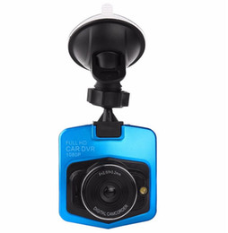 Wholesale Hd Camcorder Wholesale - 30PCS New mini auto car dvr camera dvrs full hd 1080p parking recorder video registrator camcorder night vision black box dash cam