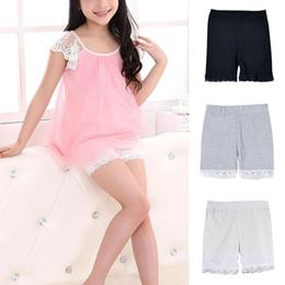 Wholesale Chinese Girls Underwear - Kids girl Safety Shorts Underwear Leggings Girls Briefs Shorts