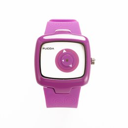 Wholesale Wholesale Digital Products - New pattern leisure sports Luxury brands Fashion single Multifunctional watch Factory direct selling products Multiple color options Fucda