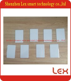 Wholesale Card Id Door Lock - Wholesale- EM4305 RFID key tag blank 125 kHz RFID key tag ID card Readable Writable Rewrite for Parking lot system   hotel door locks