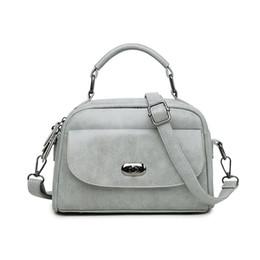 Wholesale Handbag Warm - Wholesale- High Quality Numbuck Leather Women Top-Handbag Fashion Women Shoulder Bag Warm Winter Women Bag