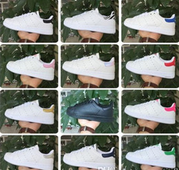 Wholesale Factory Falls - Factory Wholesale Classic casual shoes new stan shoes fashion smith sneakers casual leather men women sport running shoes