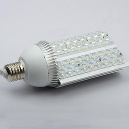 Wholesale E27 Led Corn Bulb Outdoor - E40 E27 LED Street Light 28W 40W 54W 60W LED Corn Bulb Road Street Light Lamp Outdoor Waterproof Lighting Garden Street Light AC85-265V