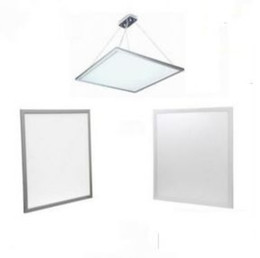 Wholesale Suspended Panel - 48W led panel 600mm x 600mm Silver White Frame led panel Suspended led lights AC 110-240V UL FCC free shipping MYY