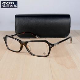 goldene brücke sonnenbrille Rabatt Großhandel-2016 Luxus Optische Marke Rahmen LANDESTREIFEN Silber Vintage Optische Rahmen Vollrand Brillenfassungen Brillengestell