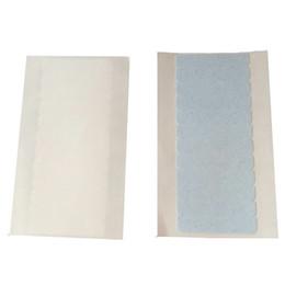 Hotsale Light Blue color Nastro di estensione dei capelli con nastro doppio di alta qualità e robusto da estensioni azzurro fornitori