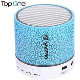 Vente en gros - SAMSBO A9 sans fil Bluetooth haut-parleur Mini colonne soutien Musique FM Radio Micro carte SD Microphone intégré pour téléphone mobile PC ? partir de fabricateur