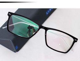 Wholesale Solid Frame Glasses - Lindberg 6533 glasses frame vintage eyeglass designer glasses prescription there is no screw style design men women brand eyeglasses frame