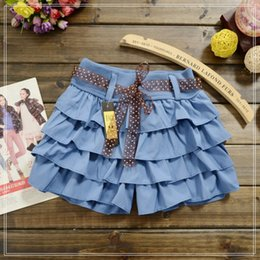 Wholesale Women Skirts Blue Pleated - Women's fashion skirts for women candy color pants shorts skirts summer fashion skirt Female women lady Pleated skirt RD-117
