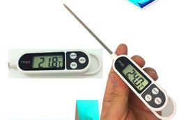Wholesale thermometer kitchen meat - Kitchen Thermometer Meat Digital Cooking Food Probe BBQ Oven Cooking Tools Thermometer