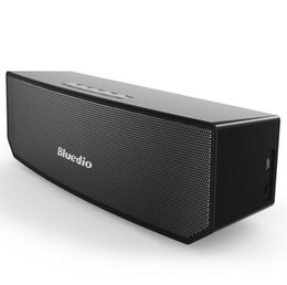 Wholesale Music Home Theater - Bluedio BS-3 (Camel) Mini Bluetooth speakers Portable Wireless speaker Home Theater Party Speaker Sound System 3D stereo Music