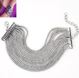 Wholesale Oro Jewelry - Wholesale-F&U 2015 Charm Chain Gold Bracelets Jewelry jewelry for women oro pulseras mujer boho Multilayer bracelet pulseras pulseira