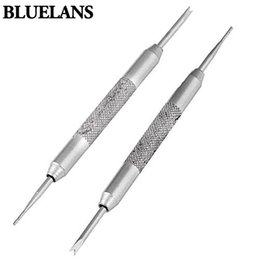 Wholesale Band Kits - Wholesale-1Pc Watch Band Spring Bars Strap Link Pins Remover Repair Kit Tool Watchmaker 6YH5