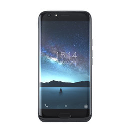 Wholesale Bluetooth Micro Cam - 5.5'' DOOGEE BL5000 Android 7.0 mobile phones 4GB+ 64GB MTK6750T Octa Core Cell phone 13MP+13MP Dual Rear Cam