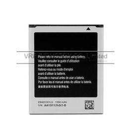 Wholesale Battery For Galaxy S3 Mini - 1500MAH AAA for Samsung Galaxy s3 mini i8160 i8190 8160 8190 EB425161LU EB-L1M7FLU Battery AKKU freeshipping Selected Supplier wholesale