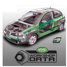 Wholesale English Manual - auto car repair software Vivid workshop Data ATI 10.2 software Europe Workshop Service Manual, Electrical free shipping