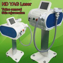 Wholesale Skin Whitening Equipment - Best effective multifunctional beauty equipment nd:yag laser tattoo removal skin whitening hot in usa dhl free shipment