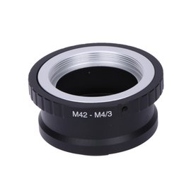 Wholesale Micro Lens Adapters - Lens Adapter Ring M42-M4 3 For Takumar M42 Lens and Micro 4 3 M4 3 Mount