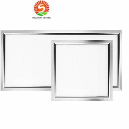 Wholesale Free Driver - 2016 Hot 600x600MM LED Panel Light 36W 48W led celling lamp 100-110LM W super bright AC85-265V with driver free shipping to US