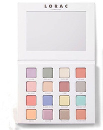 palette nature Promo Codes - New Lorac Beauties who brunch Pro 16 Color Shimmer Nature Glow Eyeshadow Palette Portable Cosmetics Nude Eye Shadow powder Waterproof Makeup