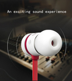 Wholesale Chinese Subwoofer - 2.0 in-ear style iphone headset subwoofer line-controlled noise reduction earbud headset