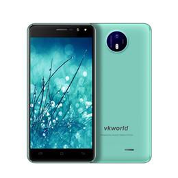 "Wholesale Tv Mobile 8mp Camera - Original Vkworld F2 MTK6580A Quad Core 2GB RAM 16GB ROM Android 6.0 8MP Camera 5.0"" HD 2200mAh OTA 3G Mobile Phone"