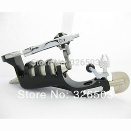 Wholesale Tattoo Taiwan - Wholesale-One New Primus Sunskin Rotary Tattoo Machine Gun With Taiwan Motor Supply RTM34-B