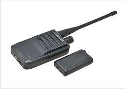 Wholesale Long Range High Sensitivity - Long Range 1500M Micro Wireless Audio Transmitter Bug Spy bug High Sensitivity Spy Listending Device voice Transmitter with Receiver 12pcs