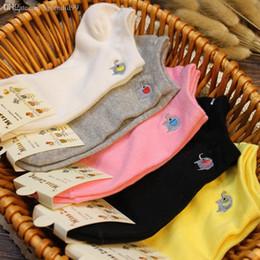 Wholesale Mixed Cartoon Slippers - Wholesale-Coturno Feminino Slippers Silicon Mix Bambu 2015misszuing New Baby Elephant Cartoon Cotton Socks Boat Wholesale Lady Armband