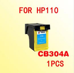 Wholesale hp photosmart cartridges - 1x for hp 110 CB304A compatible INK cartridge for HP110 Photosmart A310 A516 A616 A716 A526
