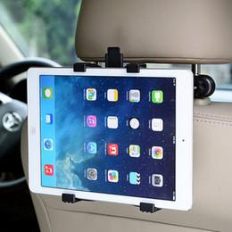 Wholesale Adjustable Headrest - Car Back Seat Headrest Mount Holder For iPad 2 3 4 Air 5 Air 6 ipad mini 1 2 3 AIR Tablet SAMSUNG Tablet PC Stands
