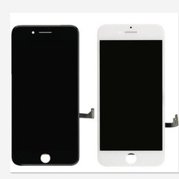 Wholesale Iphone Touch Screen Frame - Grade AAA New Test Tianma LCD Touch Screen Replacement Digitizer With Frame For iPhone 7g 4.7inch or 7 Plus 5.5Inch