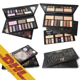Wholesale Kat Von D Eyeshadow - Kat Von D Makeup 12 Colors Shade&Light Eye Contour Palette Innerstellar Eyeshadow Palettes Long-lasting kat von d Brand Cosmetics