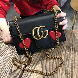 Wholesale Day Evening Bag - Luxury Designer Shoulder Bag Famous Brand High Quality Woman Evening purse Chain Bags Woman Tote Handbag Evening 2017 wholesale