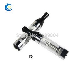 Wholesale Ego Clearomizer Ce8 - Wholesale- Most Popular huge vapor tank t2 clearomizer atomizer ego t2 rebuildable atomizer e-cig t2 vaporizer ce8 ce9 e-cigarette for sale