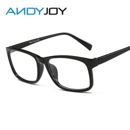 48c1952a62 ... Square Fashion Plain Mirror Women Men Diseñador de la marca de alta  calidad Eye Glasses Frame Eyeglasses Oculos de grau rebajas vasos de moda para  mujer