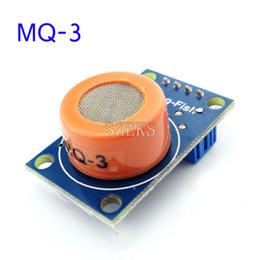 Wholesale Alcohol Gas Sensor - 2016 New Alcohol Ethanol Sensor Breath Gas Ethanol Detection MQ-3 For Arduino 51