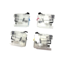 Wholesale Brother Empty Ink Cartridges - 4pcs for brother LC223 refillable ink cartridge newest pernanent chip compatible for brother DCP-J4120DW MFC-J4420DW J4620DW 4625DW
