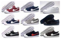 Wholesale Designer Flat Canvas Shoes - 2017 new cheap SB Stefan Janoski Max running shoes mens sneakers designer women sport skateboard shoes free shipping