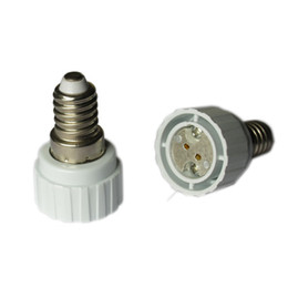 Wholesale Mr16 Bulb Adapter - 20pcs lot.LED Base E14 to MR16 GU5.3 Light Lamp Bulbs Adapter Converte