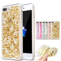 Wholesale For iPhone Bling Bling Case Colorful Soft TPU Glitter Crystal Case For iPhone S Plus Samsung S8 PLUS S7 S6 with OPP Package
