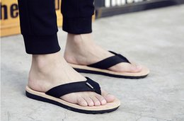 Wholesale Drag Lights - High quality imported real leather European style brand shoes designer loafer men slippers fashion word drag