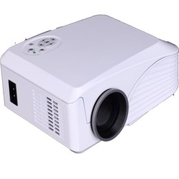 Wholesale Dlp 3d Short Throw Projector - Wholesale-super bright led mini projector full hd 3d led short distance throw projector projector led 1800 lumens