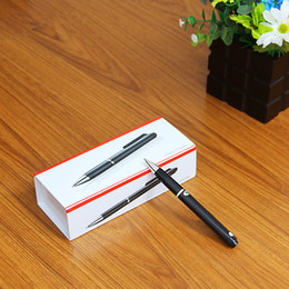Wholesale Mp3 Built Memory - Wholesale-Digital Audio Sound Voice Recorder Recording Pen MP3 Player 8GB Memory Built-in Rechargeable Battery Microphone with Headset
